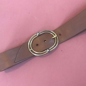 Accessories - Vintage faux leather belt